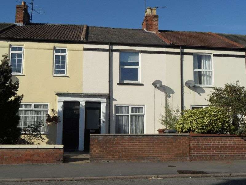 2 Bedrooms Terraced House for sale in Newark Road, Lincoln. LN5 8NQ