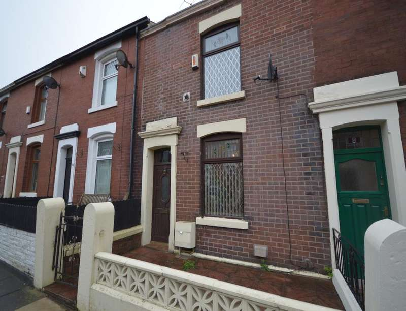2 Bedrooms Property for sale in Wolseley Street, Blackburn, BB2