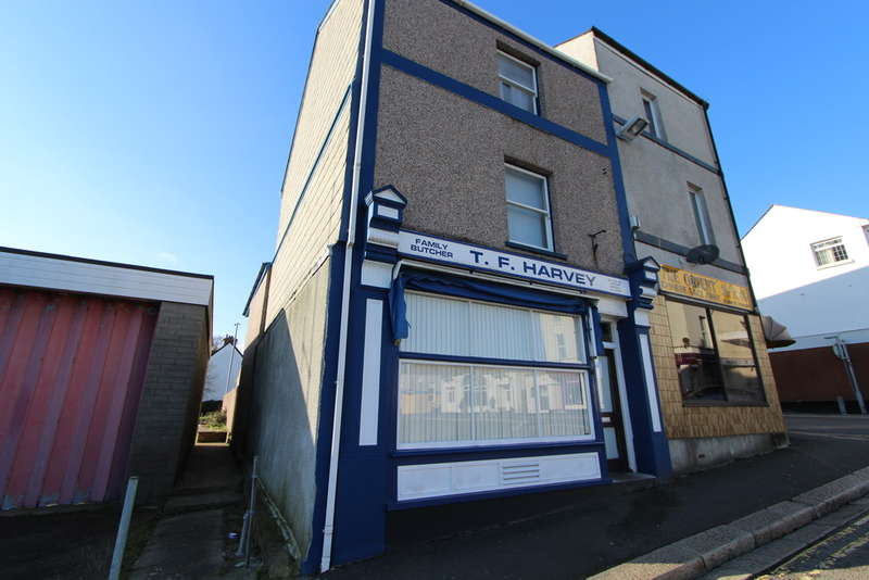3 Bedrooms Commercial Property for sale in Fore Street, Torpoint