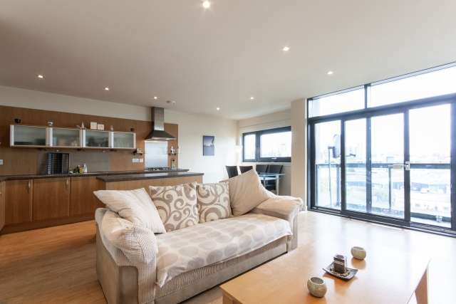 1 Bedroom Flat for sale in 202 Elliot Street, Glasgow, G3 8EX