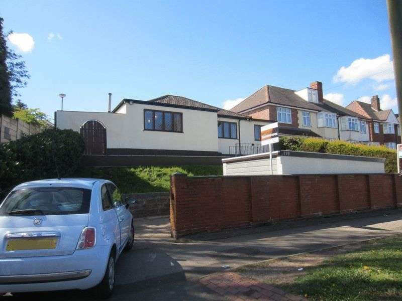 2 Bedrooms Detached Bungalow for sale in New Birmingham Road, Tividale, Oldbury