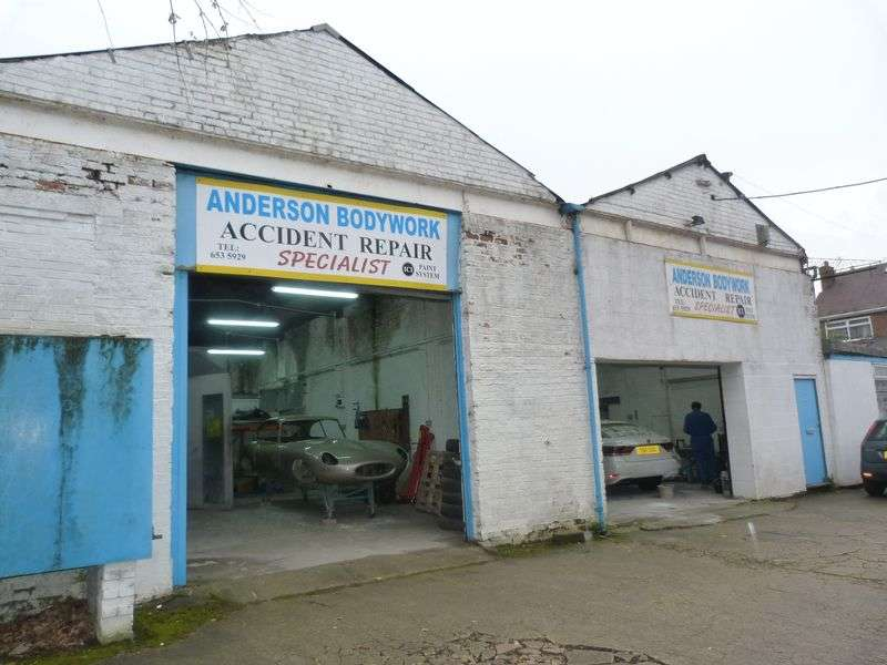 Property for sale in Shrewsbury Road, Birkenhead