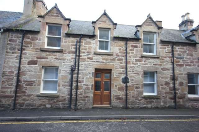 4 Bedrooms Terraced House for sale in Church Street, Dingwall, Highland, IV15 9SB