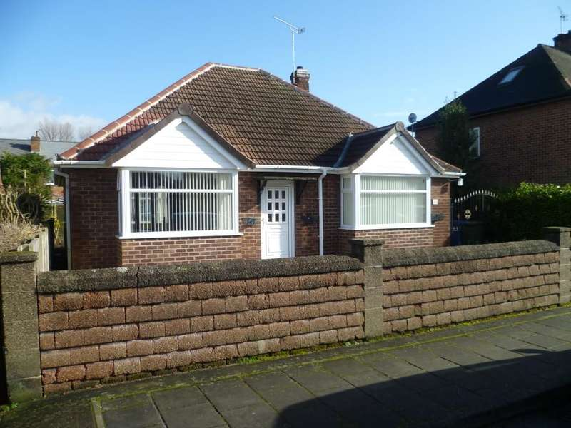2 Bedrooms Detached Bungalow for sale in Devonshire Road, Retford, DN22