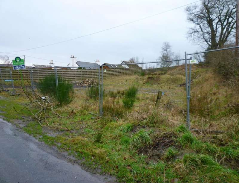Land Commercial for sale in Plot, Hardgate, Castle Douglas, DG7
