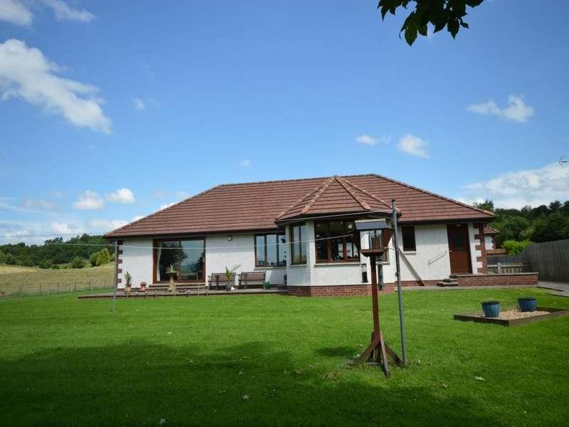 4 Bedrooms Detached House for sale in Averon House Rashgill Park, Locharbriggs, Dumfries, DG1