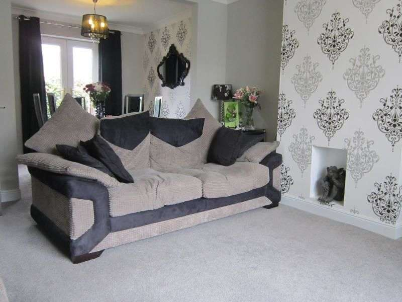 3 Bedrooms Property for sale in Ayton Crescent, Middlesbrough, TS6