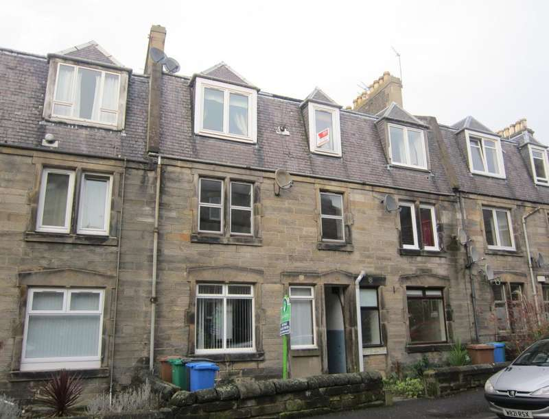 1 Bedroom Flat for sale in Victoria Terrace, Dunfermline, KY12