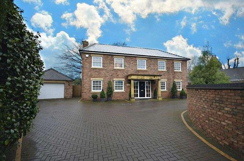 4 Bedrooms Detached House for sale in Caerleon Road Ponthir