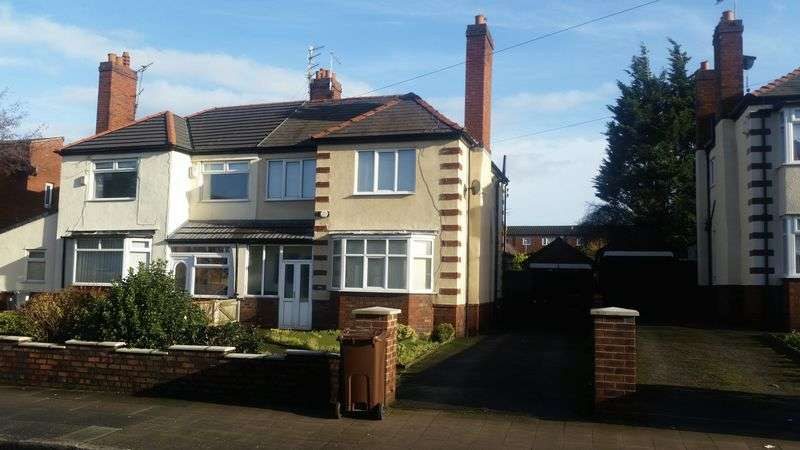 3 Bedrooms Semi Detached House for sale in Hawthorne Road, Bootle