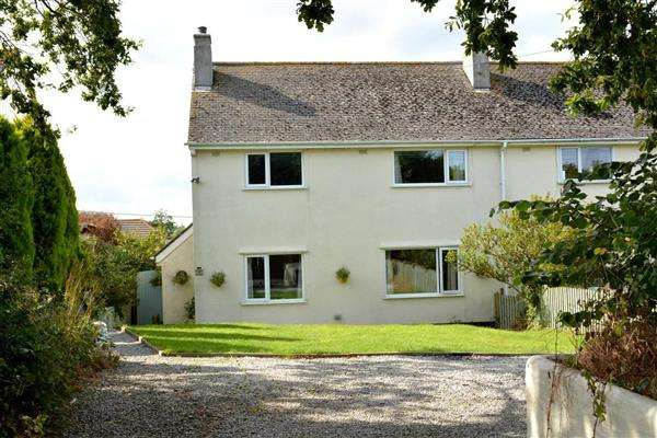 3 Bedrooms End Of Terrace House for sale in Veryan, Truro, Cornwall, TR2