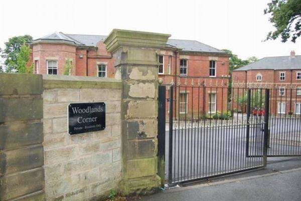 2 Bedrooms Apartment Flat for sale in Woodlands Corner, Lilford Road, Blackburn