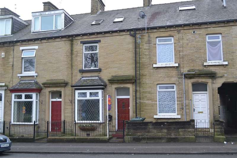 3 Bedrooms Terraced House for sale in West Park Road, Fairweather Green, Bradford