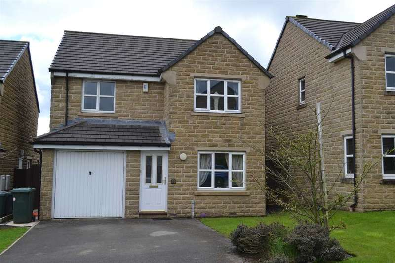 4 Bedrooms Detached House for sale in Bradshaw View, Queensbury, Bradford