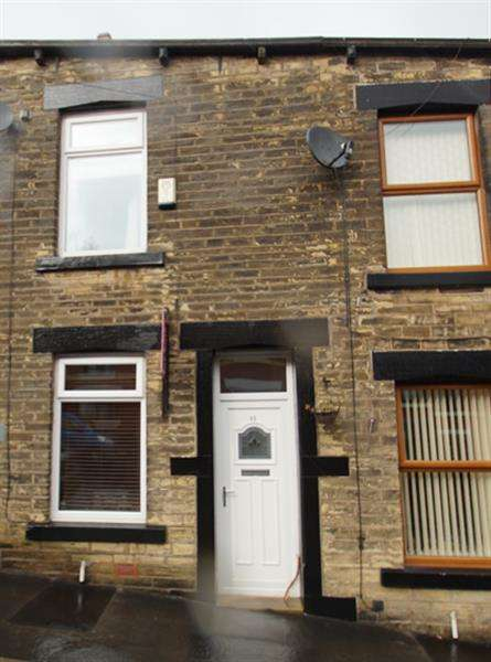 2 Bedrooms Terraced House for sale in Mountain Street, Mossley