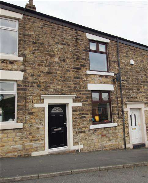 2 Bedrooms Terraced House for sale in Old Brow, Mossley