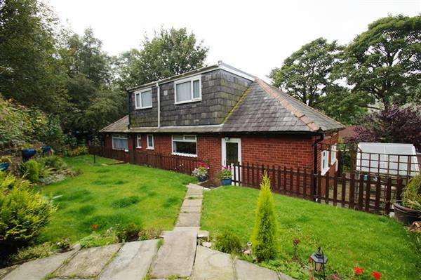 4 Bedrooms Bungalow for sale in Carr Lane, Greenfield