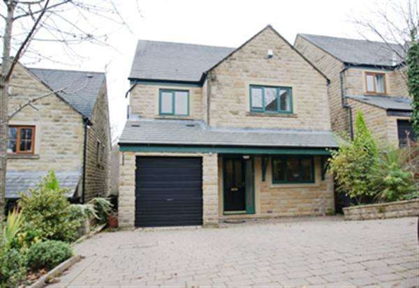 4 Bedrooms Detached House for sale in Low Grove Lane, Greenfield