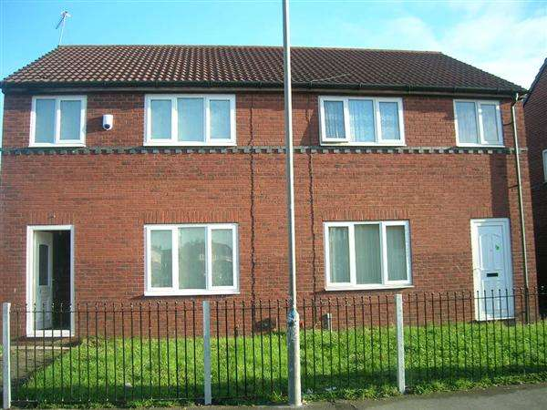 3 Bedrooms Semi Detached House for sale in Brindley Road, KIRKBY