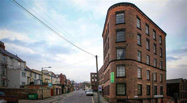 Office Commercial for rent in Old Knows Factory, Egerton Street, Nottingham