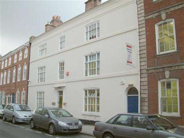Office Commercial for rent in Rutland House, Friar Lane, Leicester
