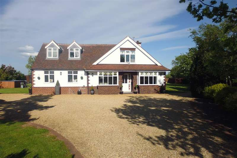 5 Bedrooms Detached House for sale in Great North Road, South Muskham