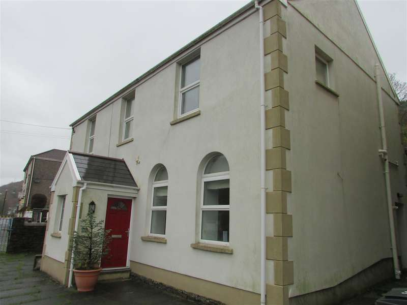 3 Bedrooms Detached House for sale in Afan Vestry, 1 The Uplands, Pontrhydyfen, Neath