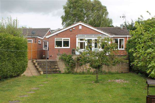 3 Bedrooms Bungalow for sale in Drakes Lea, Evesham, Evesham