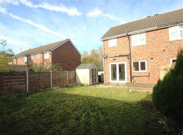 3 Bedrooms Semi Detached House for sale in Faith Street, South Kirkby