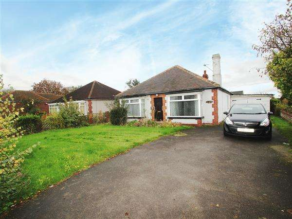 3 Bedrooms Bungalow for sale in 'Alabryn' Wakefield Road, Fitzwilliam