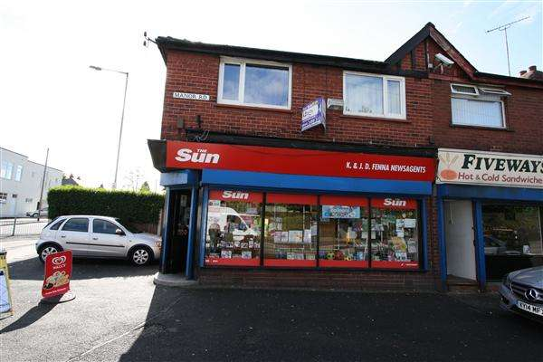3 Bedrooms Commercial Property for sale in Manor Road Manchester, Droylsden