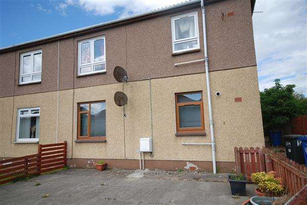 2 Bedrooms Flat for sale in Mcgregor Avenue, Stevenston, Stevenston