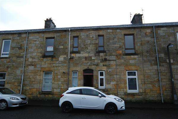 3 Bedrooms Apartment Flat for sale in Muirend Street, Kilbirnie