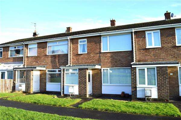3 Bedrooms Link Detached House for sale in South Leigh, Stanley