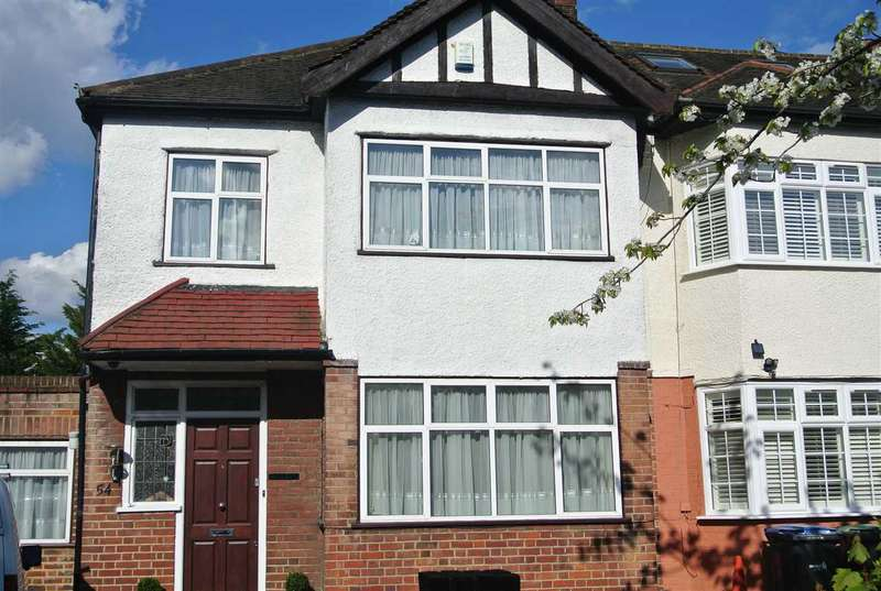 4 Bedrooms End Of Terrace House for sale in Betstyle Road, London
