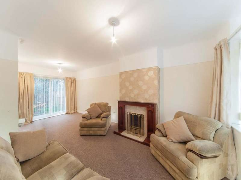 3 Bedrooms Semi Detached House for sale in Eglington Avenue, Whiston, Prescot, L35