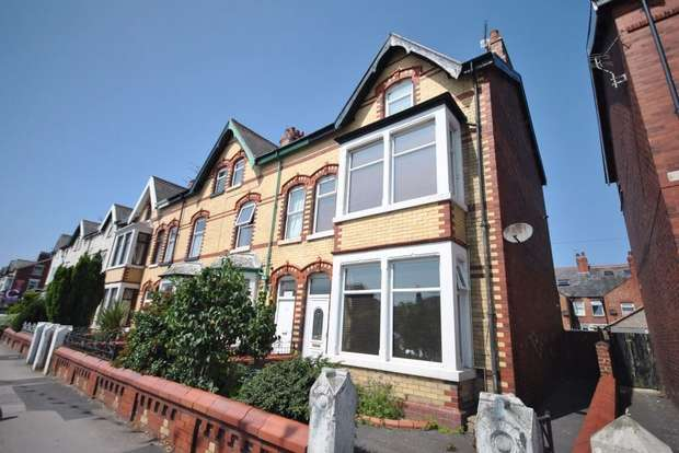 3 Bedrooms Flat for sale in 113 St Albans Road, Lytham St Annes, Lancashire