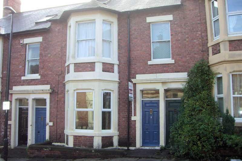 2 Bedrooms Flat for sale in Grosvenor Road, Jesmond, Newcastle Upon Tyne, NE2 2RQ