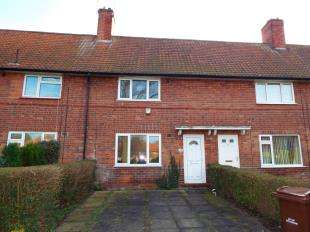 3 Bedrooms Terraced House for sale in Enderby Square, Beeston, Nottingham, Nottinghamshire