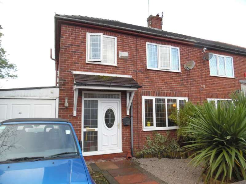 3 Bedrooms Semi Detached House for sale in Rosedale Close, Derker