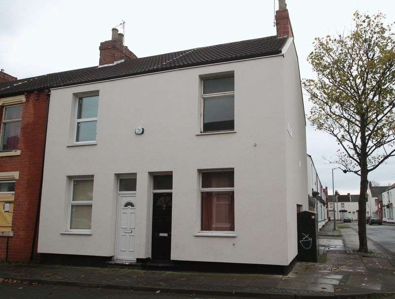 2 Bedrooms Terraced House for sale in Wentworth Street, Middlesbrough