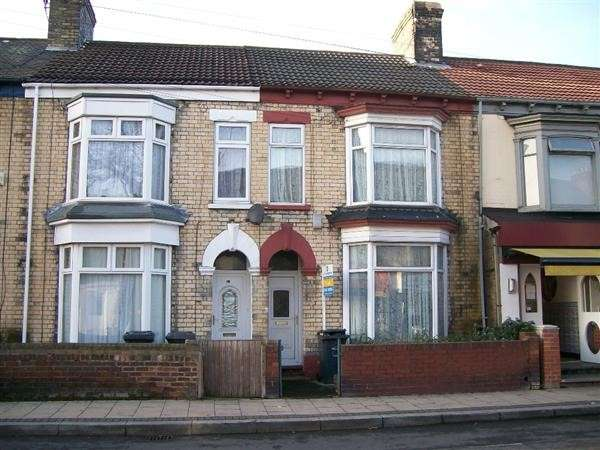 4 Bedrooms Flat for sale in Newland Avenue, Hull, HU5 3AG