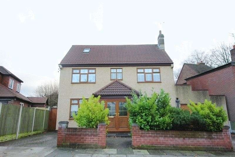 4 Bedrooms Detached House for sale in Druidsville Road, Calderstones, Liverpool, L18