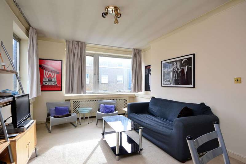 1 Bedroom Flat for sale in Kendal Street, Connaught Village, W2