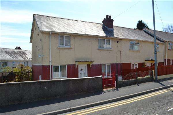 3 Bedrooms Terraced House for sale in Cadifor Street, Carmarthen
