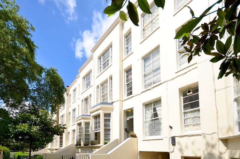 Studio Flat for sale in Cliff Court, Camden, NW1