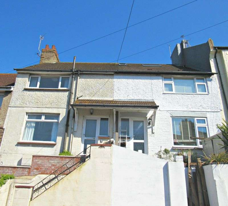 4 Bedrooms Terraced House for rent in Milner Road, Brighton