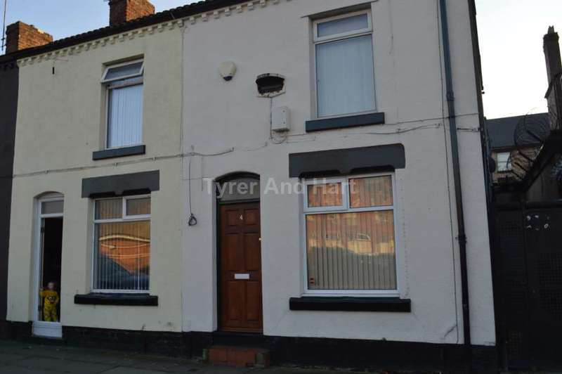 2 Bedrooms Terraced House for sale in Lowell Street