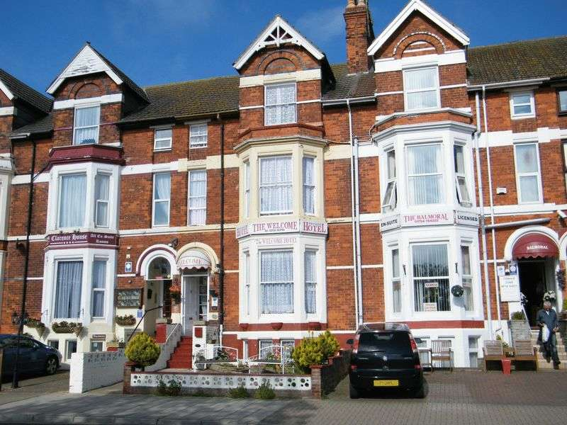 Property for sale in SOUTH PARADE, SKEGNESS, LINCS, PE25 3HW