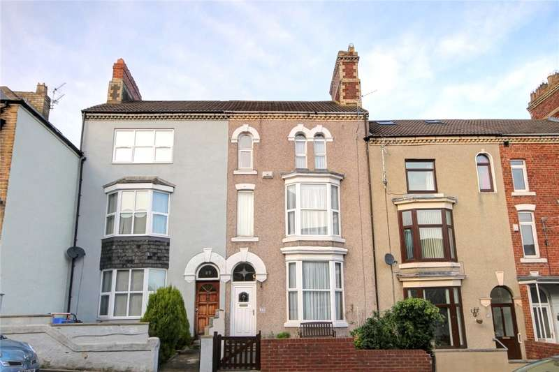 4 Bedrooms Terraced House for sale in Waldron Street, Bishop Auckland, County Durham, DL14